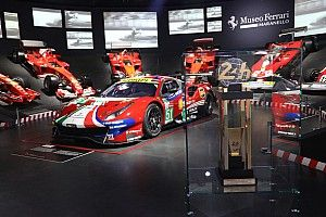 Ferrari: 24 Hours of Le Mans Virtual col box nel Museo!