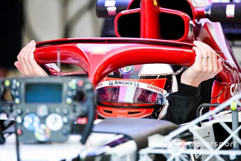 """Raikkonen: """"Mucho mejor un año así que uno malo en Ferrari"""""""