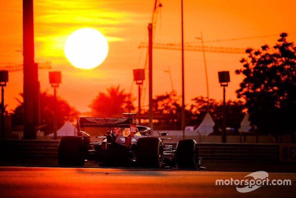 Formule 1 tijdschema: Hoe laat begint de slotrace in Abu Dhabi?