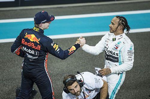 """Verstappen: """"Hamilton'ın son yıllarda mücadele ettiği çok fazla rakibi yoktu"""""""