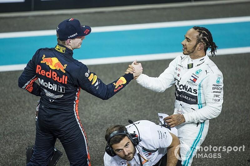 Verstappen: Hamilton kreeg laatste jaren weinig echte tegenstand