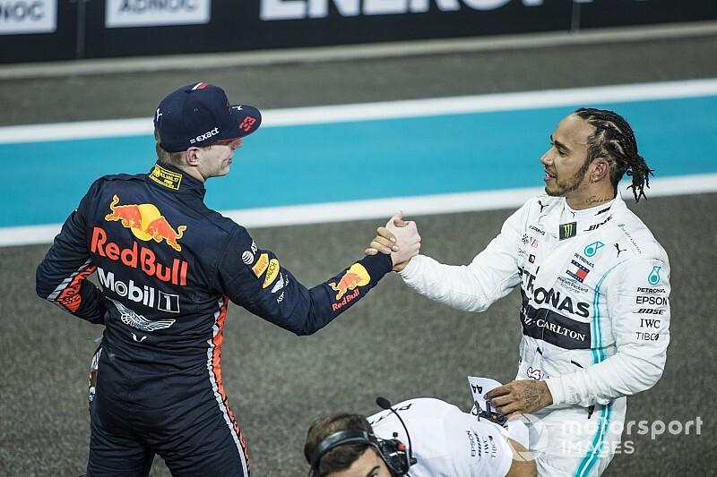 """Brawn: """"Verstappen klaar om Hamilton uit te dagen"""""""