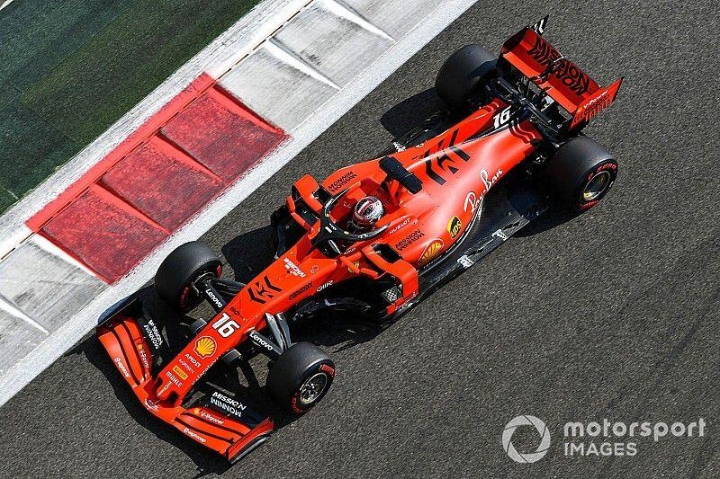 Ferrari test in februari met twee verschillende Formule 1-auto's