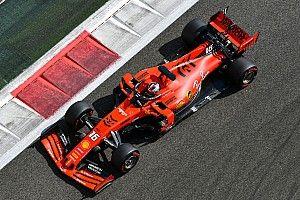 F1 Test Pirelli: sbatte Leclerc, la Ferrari ha concluso