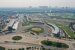 Когда в игре Формулы 1 появятся трассы в Ханое и Зандфорте? Объясняет разработчик