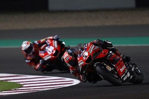 A Ducati, mint F1-es motorgyártó?!