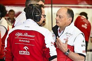 """Vasseur : """"La F1 n'est pas le centre du monde"""""""