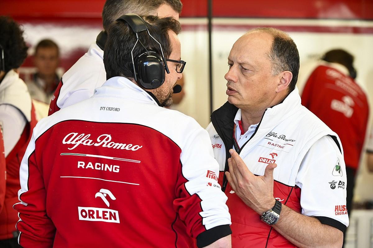 """Vasseur: """"Az F1 nem a világ közepe"""""""