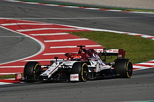 Kubica lidera el miércoles en España y Pérez en tercero