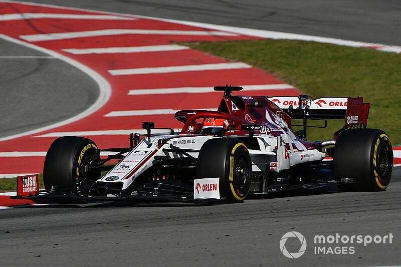 Test 2 Barcellona, Day 1: Alfa al top con Kubica. Vettel sesto