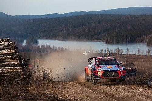 WRC, Rally Svezia, PS9: squillo di Neuville. Ogier torna terzo