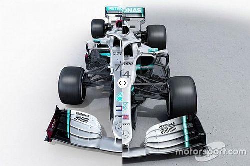 Было – стало: как изменилась машина Mercedes за год