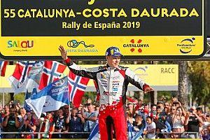 Fotogallery WRC: Ott Tanak è campione del mondo 2019!