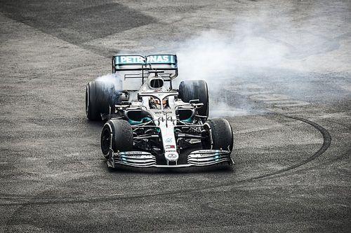 Hamilton może pobić rekordy Schumachera