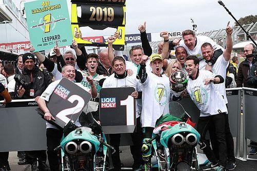 """Il Leopard Racing vorrebbe """"entrare in MotoGP nel 2022"""""""