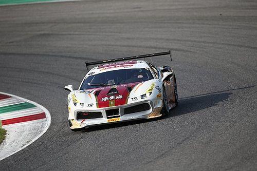Ferrari, Asia-Pacific, Gara 1: Max precede Prette al Mugello