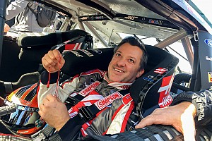 Tony Stewart to return to NASCAR racing at Indianapolis
