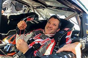 Tony Stewart to return to NASCAR racing at Indianapolis