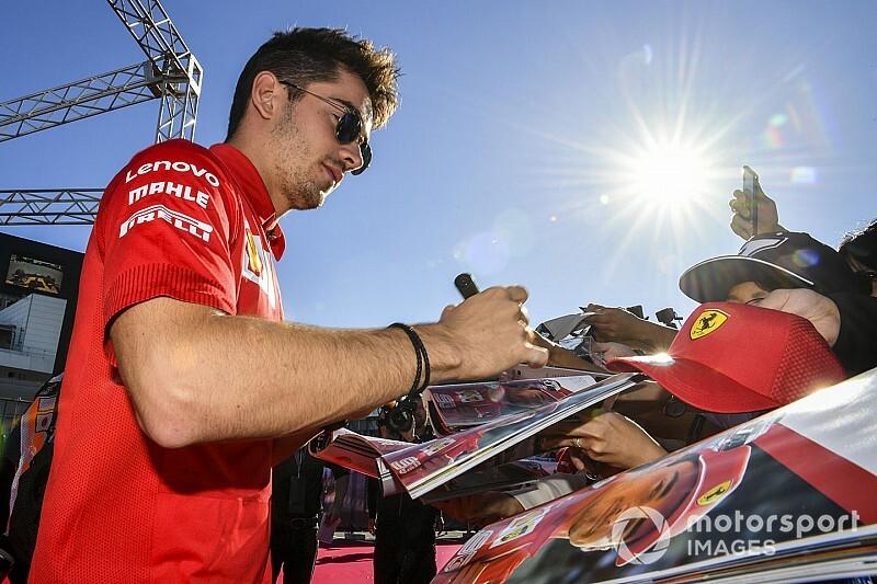 Leclerc kétszer érettebb a korához képest?