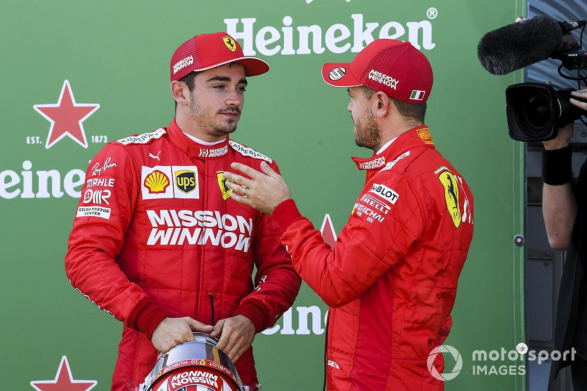 """Irvine: Vettel, """"pas un quadruple Champion digne de ce nom"""""""