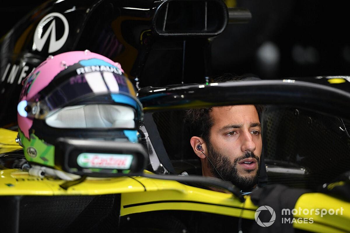 Ricciardo: F1 czasem nie jest miłym sportem