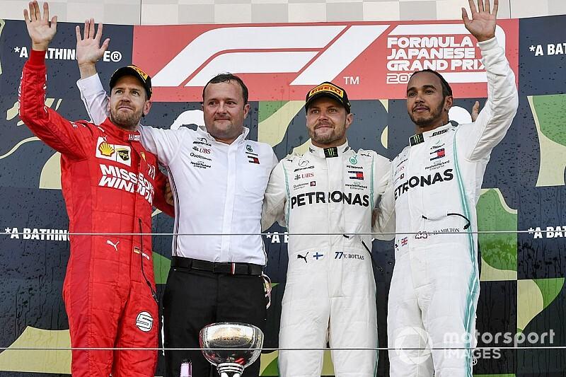 Analyse: Winnaars en verliezers van de Grand Prix van Japan
