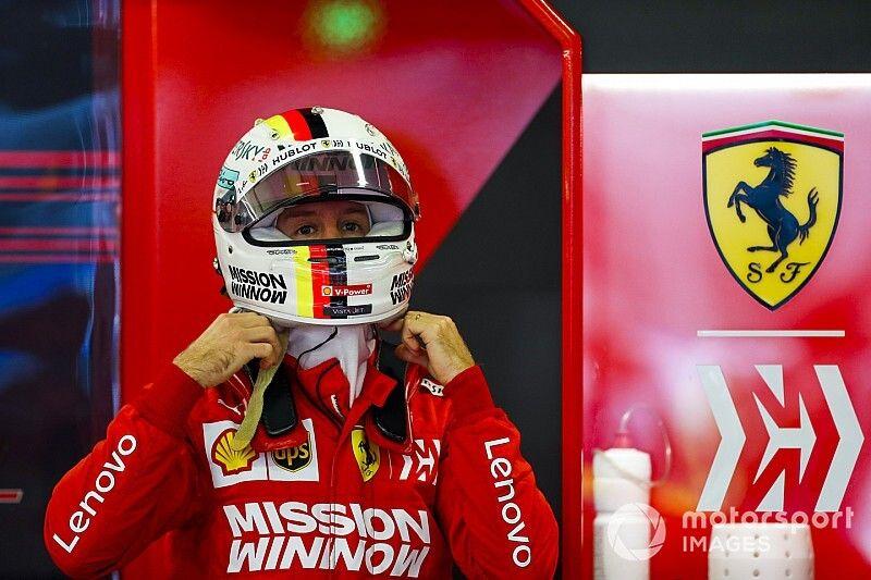 """Vettel: """"La gente juzga demasiado rápido, es una pesadilla"""""""