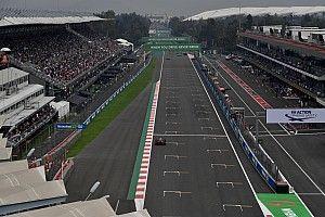 Гран При Мексики: стартовая решетка
