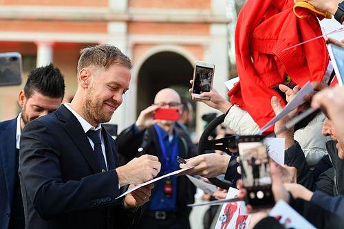 """Vettel subito tartassato: """"Sono carico, non penso al futuro"""""""