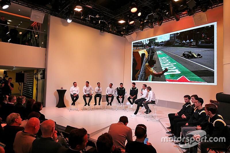 """Renault a """"des objectifs modestes"""" et vise la quatrième place"""