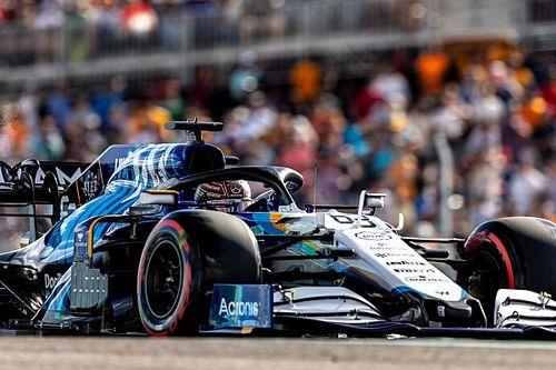 Russell kan harder pushen door forse voorsprong Williams op Alfa