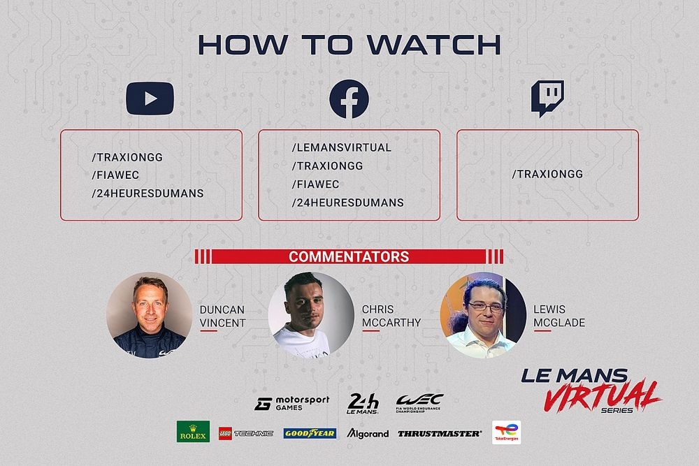 Le Mans Virtual Series by Motorsport Games gears up for round two on 16 October 2021