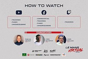 Le Mans Virtual Series klaar voor tweede ronde op 16 oktober
