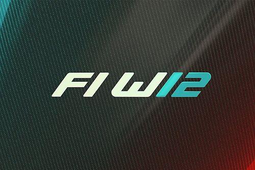 Así fue la presentación del Mercedes W12 para la F1 2021