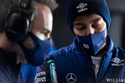 Russell: A Mercedes nem ígért semmit 2022-re