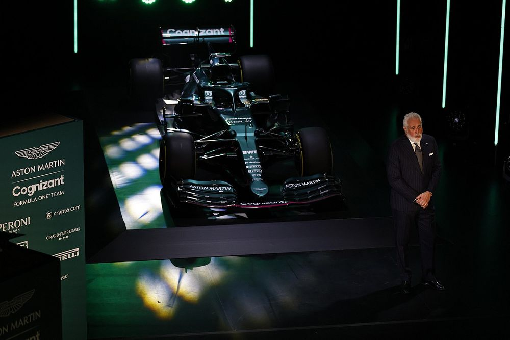 Why Stroll will do whatever it takes to make Aston Martin champions