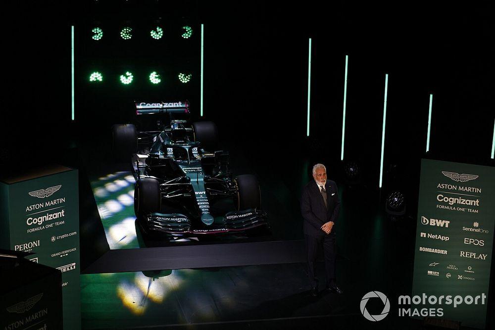 The logic underpinning Stroll's Aston F1 ambition