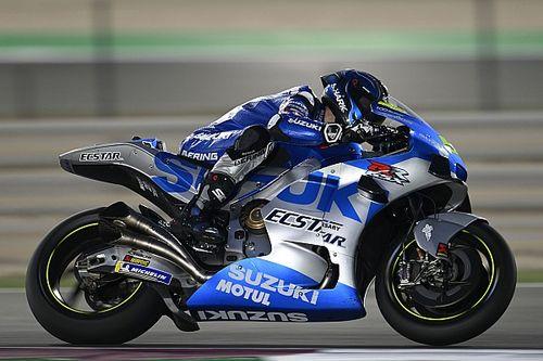 Suzuki partage ses tests entre 2021 et 2022