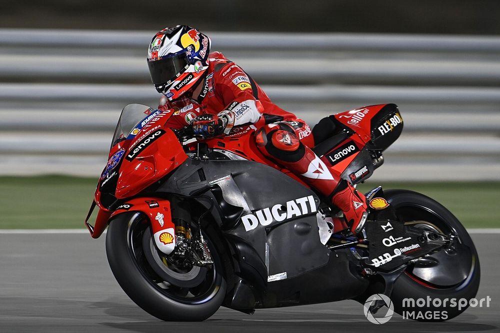 MotoGP: Miller quebra recorde da pista do Catar na pré-temporada