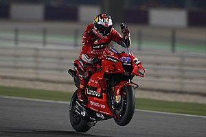 Test MotoGP Qatar 2, Giorno 1: Miller e Ducati da record!