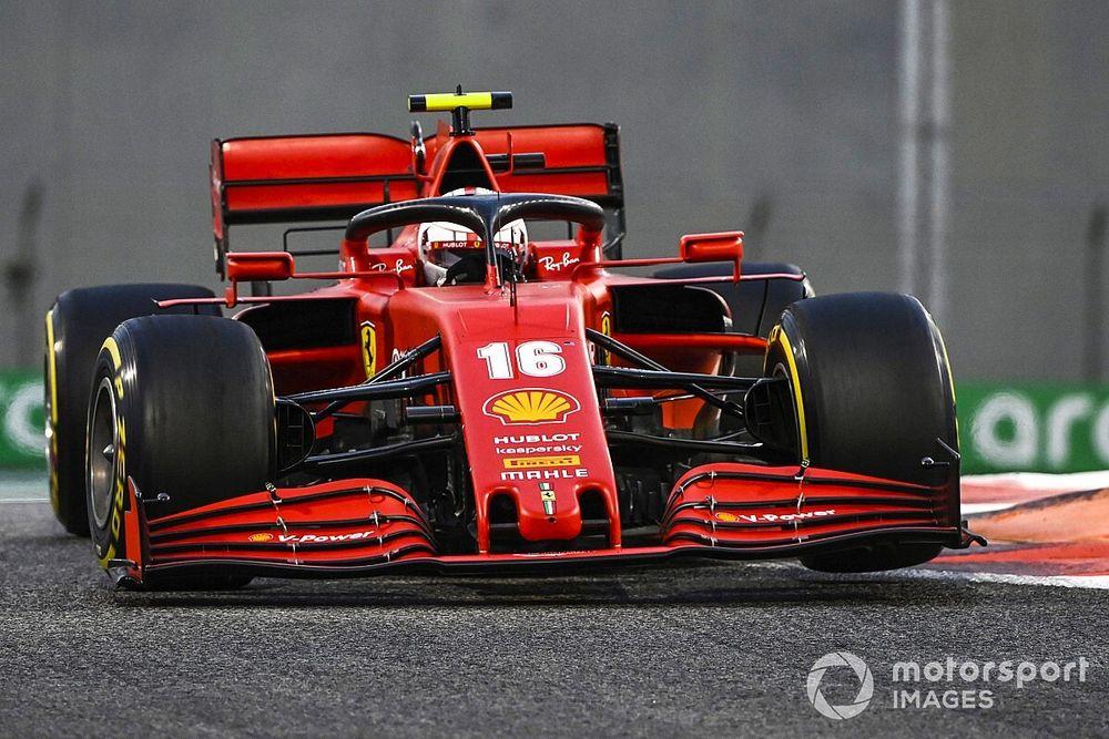 "Leclerc: ""2020, F1'de geçirdiğim en iyi sezonum"""
