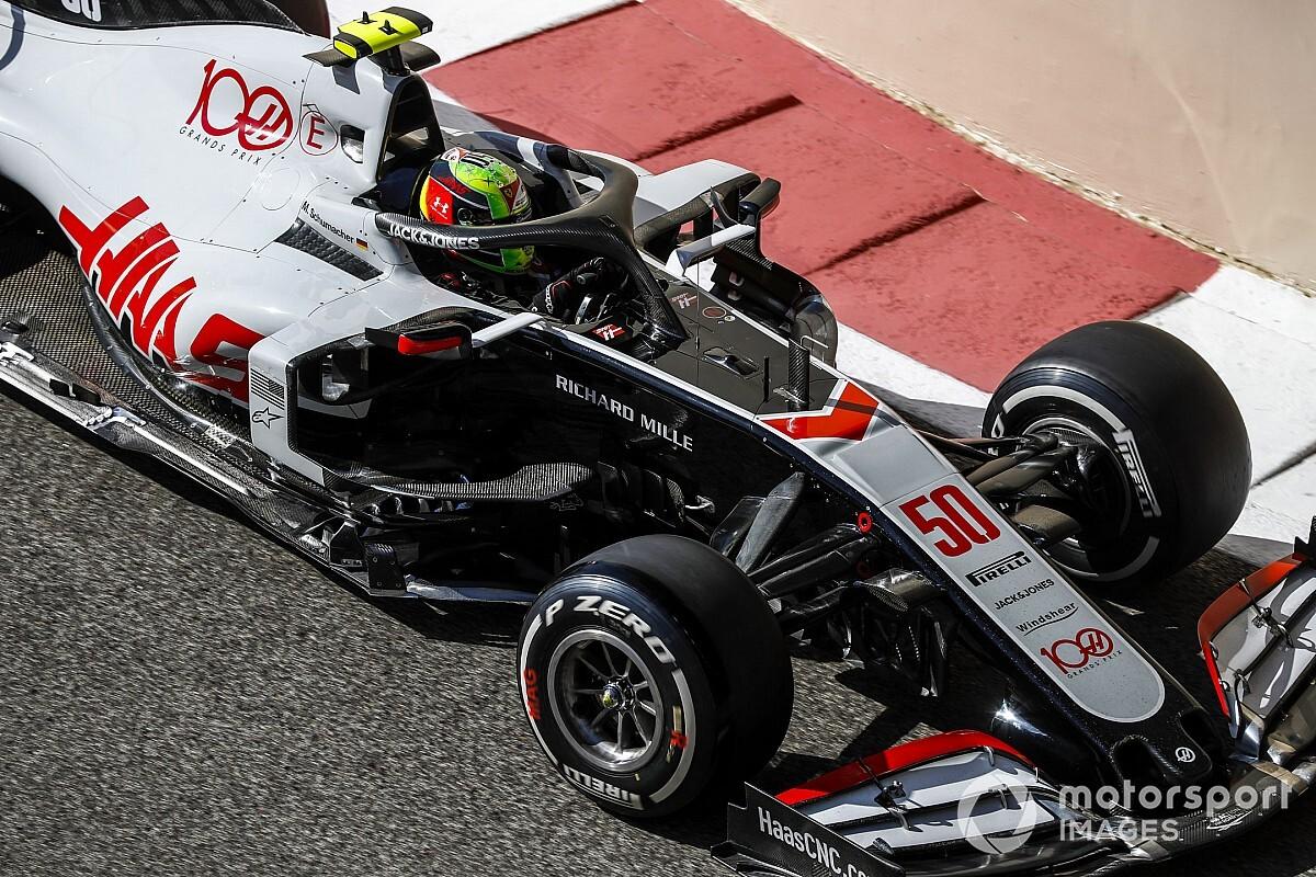 "Haas enthousiast over Schumacher: ""Werklust is indrukwekkend"""