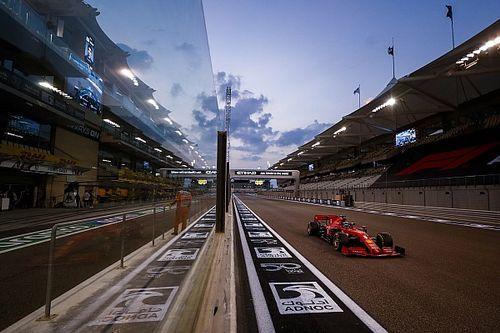 """Vettel: """"Estoy deseando ver la bandera a cuadros en Abu Dhabi"""""""