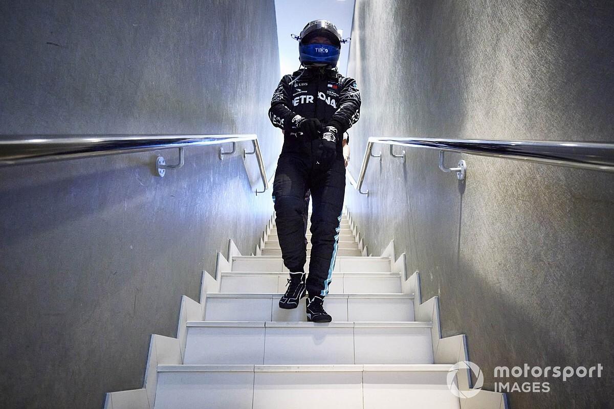 """Mercedes : """"Bottas a le soutien inconditionnel de l'équipe"""""""