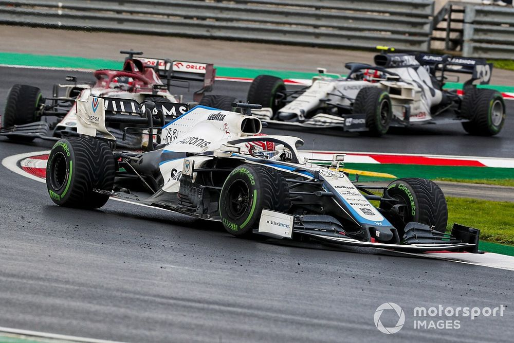"Griploze Turkse GP frustreert Russell: ""Niet waar F1 om draait"""
