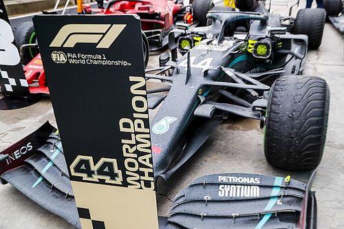 Les dix moments où s'est joué le titre F1 2020