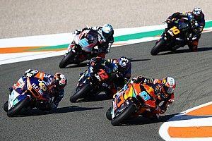 Moto2 2020 in Valencia 2: Jorge Martin gewinnt dramatische letzte Runde