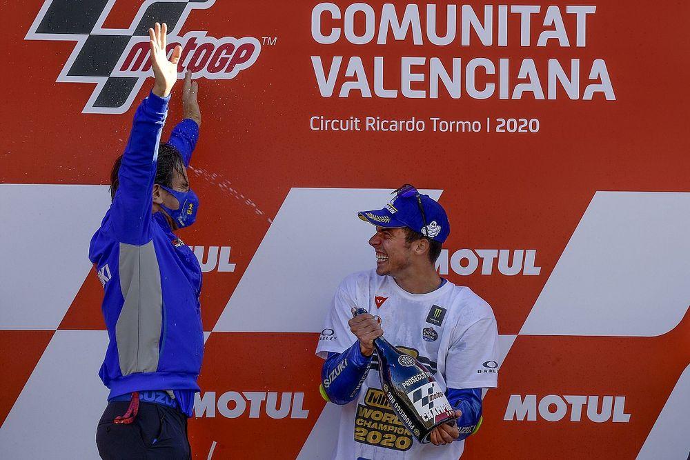 """Brivio: """"Per Suzuki questo titolo MotoGP è stato uno shock"""""""