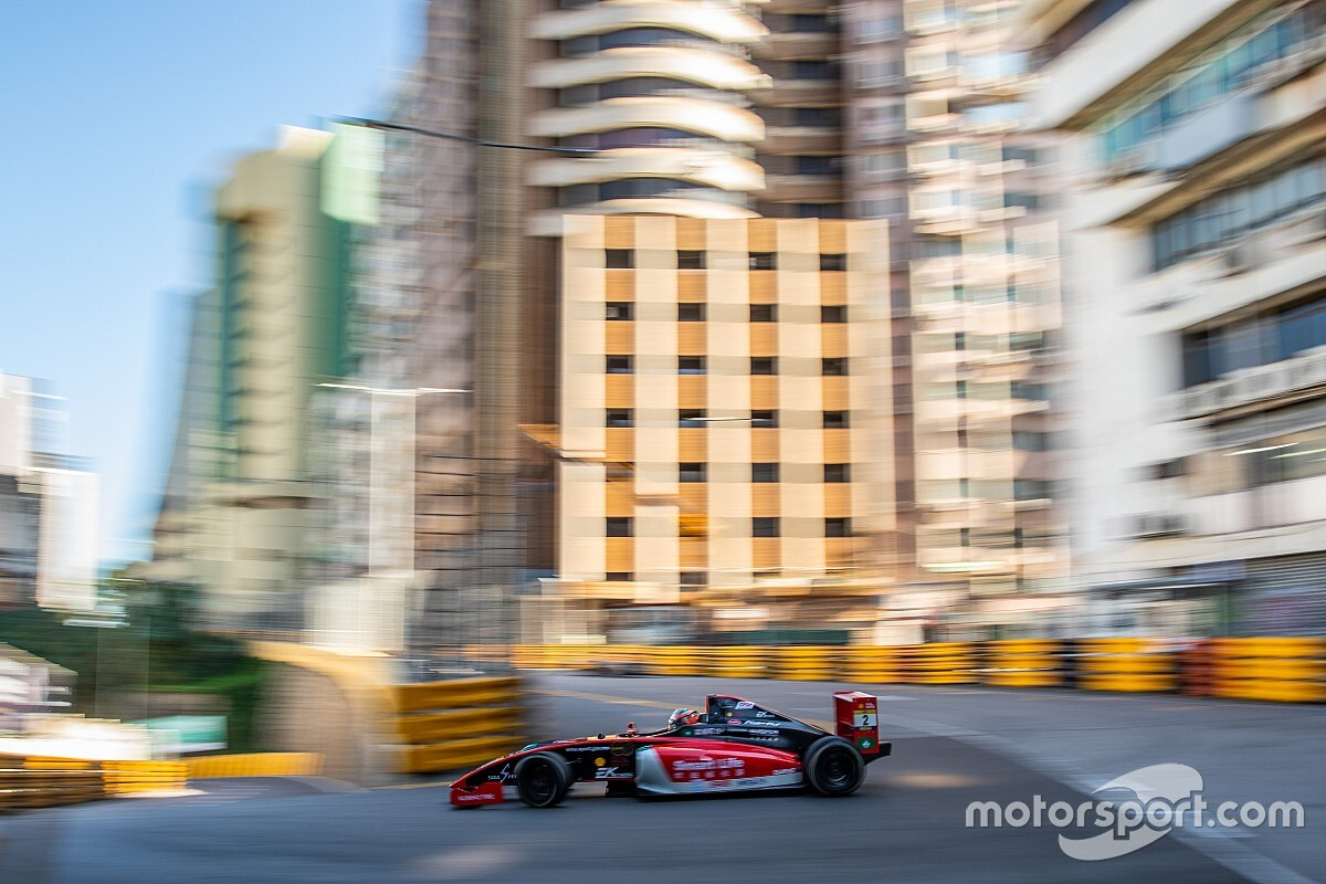 VIDEO: Hoogtepunten Macau Grand Prix 2020
