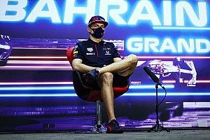 """Verstappen: """"Bahreyn'de hızlıysak, her yerde hızlı olacağız"""""""